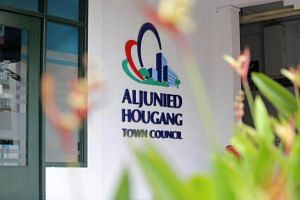 WP MPs Sylvia Lim and Low Thia Khiang refuted suggestions that they improperly appointed Aljunied-Hougang Town Council(AHTC)'s new managing agent.