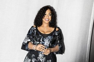 Shonda Rhimes, who was honored, during Planned Parenthood's 100th anniversary party at Pier 36 in New York, on May 2, 2017.