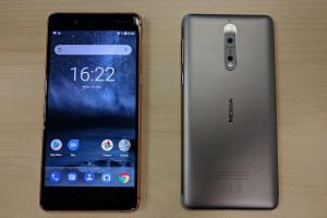 Nokia's new device, the Nokia 8, is the Finnish brand's long-awaited flagship and attempt to break into the premium smartphone market.