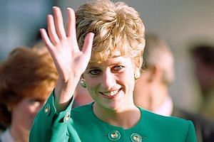 Imagining Diana is written by Diane Clehane and published by Metabook to coincide with the 20th anniversary of Princess Diana's (above) death.