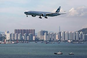 M Flight Cancellations In Hong Kong As Typhoon Hato Roaches