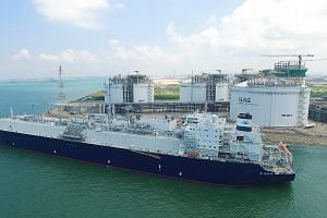 The first LNG cargo under the new agreement between Pavilion Gas and Singapore LNG Corporation was delivered to the unit of Temasek-backed Pavilion Energy at the SLNG Terminal on Wednesday, delivered by Mobil Australia Resources from ExxonMobil's equ