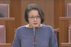 WP chairman Sylvia Lim has filed an adjournment motion to speak on the upcoming presidential election, the Worker's Party announced on Aug 28, 2017.