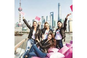 Angels will land in Shanghai come November, as China's biggest city hosts the Victoria's Secret fashion show.