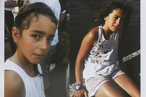 A suspect in the case of missing nine-year-old girl Maelys de Araujo (pictured) admitted that she got into his car, but denied abducting her.