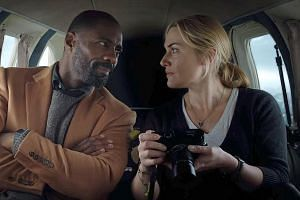 The Mountain Between Us, starring Idris Elba and Kate Winslet, will be shown at the Toronto International Film Festival.