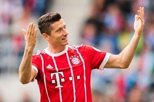 Bayern need to spend more, Lewandowski (above) told magazine Der Spiegel.