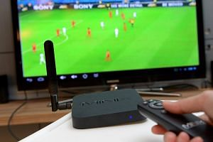 Media players provide illegal access to TV series, movies and live sports events.