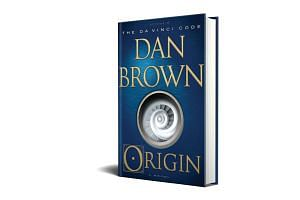 Dan Brown's thriller Origin, the fifth installment of the Robert Langdon series, is due for release on Oct 3.