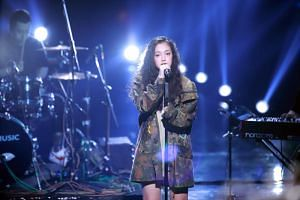 Curley Gao said she wants to focus on her studies after her stint in Sing! China.