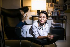 Rumours say Joanna Dong will be the second Singaporean to have a chance at winning Sing! China. PHOTO: RED ROOF RECORDS