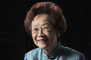 Madam Sim Soo Wee.