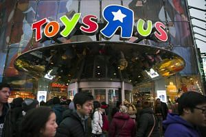 Toys 'R' Us is the second-largest toy seller in the United States behind Amazon.