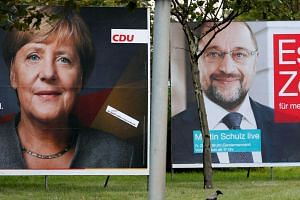 Germans will vote on Sunday (Sept 24), where Chancellor Angela Merkel is expected to win a fourth term in office.
