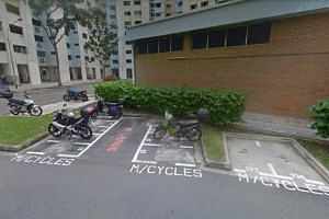 In one of the cases, a motorcycle was stolen from the open air carpark at Block 247, Yishun Avenue 9 on Tuesday (Sept 19).