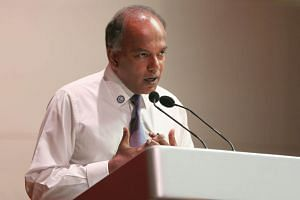 """Home Affairs Minister K. Shanmugam said the campaign has achieved some success but more work needs to be done as """"a lot of people are not mentally tuned to preparedness""""."""