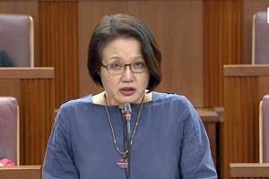 The adjournment motion to speak on the presidential election filed by WP chairman Sylvia Lim was selected for the Oct 3 Parliament sitting.
