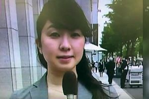 Ms Miwa Sado, 31, had clocked 159 hours of overtime with only two days off in the month before her death.