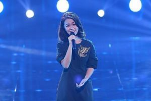 Joanna Dong's strategy for the finals of Sing! China will be to enjoy her performance and not focus on winning or losing.
