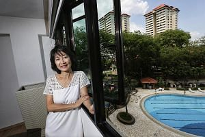 For Madam Careene Tan, who just moved in, it won't be easy to find a similarly sized apartment within same price range.