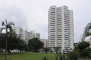 The sale committee at Ivory Heights, a privatised HUDC estate in Jurong East, is trying to secure backing from 80 per cent of owners.