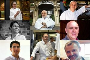 Chef Andre Chiang is not the only one that has opted to give back his Michelin stars. Here are some examples of other world renowned chefs who have chosen not to be included in the Michelin Guide.