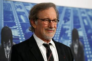 Director Steven Spielberg at the premiere of the HBO documentary film Spielberg in Los Angeles, on Sept 26, 2017.