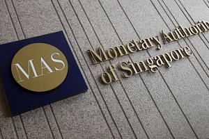 Economists say the Monetary Authority of Singapore's latest policy statement strikes a more upbeat note about Singapore's economic prospects and could point to a policy shift next April.