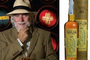 Jim Murray's Whisky Bible 2018 named a bourbon as its best whiskey of 2017.
