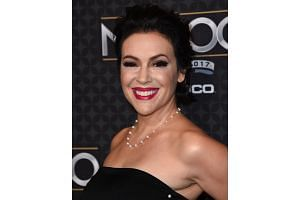 "American actress Alyssa Milano on Sunday sparked the outpouring with a Twitter request that women respond ""me too"" if they had also been targeted."