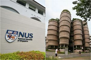 NUS was the eighth best university in the world for engineering and technology, while NTU was ranked 16th.