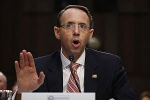US Deputy Attorney General Rod Rosenstein said that the government has talked to Chinese officials about the case.