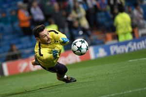 Lloris made two outstanding saves to deny Karim Benzema and Ronaldo in the second half.