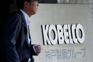 Kobe Steel shares ended the day nearly 7 per cent higher but are still down by more than a third since it announced the data falsification.