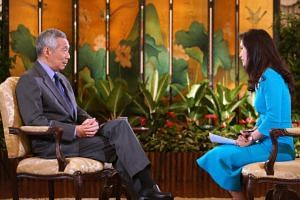 During an interview with CNBC's Christine Tan, PM Lee Hsien Loong fielded questions on political succession, other domestic issues, and foreign relations.