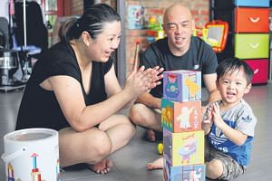 Lupus sufferer Rita Lim had three miscarriages before becoming pregnant again in 2015, when she gave birth to son Anderz. She credits husband Willy Lim, 40, for his support in helping her pull through the pregnancy.