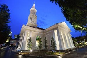 The Cathedral of the Good Shepherd and its rectory building were among 16 recipients at the Asia-Pacific Awards for Cultural Heritage Conservation.