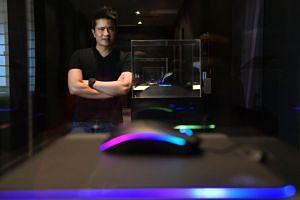 Tan Min-Liang, founder of gaming company Razer.