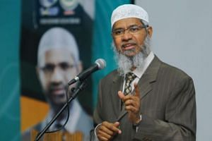 Zakir Naik, who has been banned in Britain, has been given permanent residency in Malaysia, and embraced by top government officials.