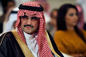 Prince Alwaleed bin Talal's arrest is likely to reverberate across dozens of companies that count the investment company that he founded, Kingdom Holding Co, as a major investor or shareholder.
