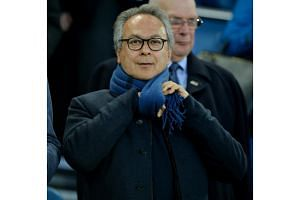 Businessman Farhad Moshiri has insisted he purchased a major stake in Everton solely with his own funds.