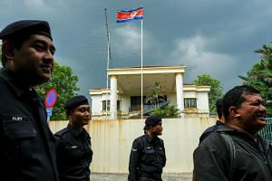 Lead investigator Wan Azirul  on Wednesday named North Korean embassy second secretary Hyon Kwang Song and Air Koryo manager Kim Uk Il as the two who helped four fugitives flee after the murder.