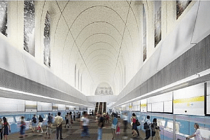 Engineering firm China State Construction Engineering Corporation has clinched the contract for the construction of the Cantonment MRT station for $205 million.