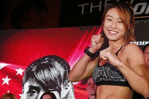 Angela Lee apologised for her cancelled title defence against Japan's Mei Yamaguchi on Nov 24 at the Singapore Indoor Stadium, but promised to make it to the One: Immortal Pursuit event to meet her fans.
