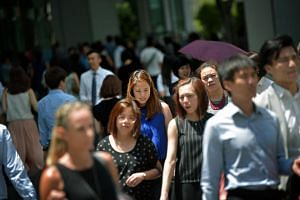 The labour force participation rate for female Singaporeans and permanent residents has risen from 54.3 per cent in 2006 to 60.4 per cent last year.