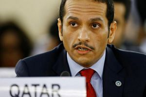 Qatar's Foreign Minister Sheikh Mohammed Al-Thani said he will meet Secretary of State Rex Tillerson next week after having talks this week with Senate Foreign Relations Committee chairman Bob Corker and ranking member Ben Cardin.