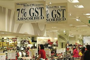 One economist said a staggered GST hike would help smoothen price increases over a few years, while a one-off rise could lead to a sharp spike in prices. Consumers may also try to pre-empt a hike by buying big-ticket items ahead of time.