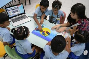 By 2023, MOE plans to run 50 kindergartens, all of which will be based in primary schools.