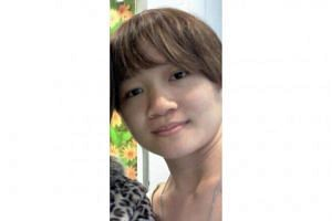 Ms Annie Ee Yu Lian (above), who was estranged from her family, moved in with Tan Hui Zhen and her husband Pua Hak Chuan in late 2013.