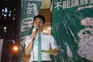 Sulu Sou's party, the New Macau Association, advocates universal suffrage for the territory's Parliament, where more than half the representatives are selected by special interest groups or by the pro-Beijing city leader.